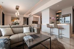 Living Sofa Area