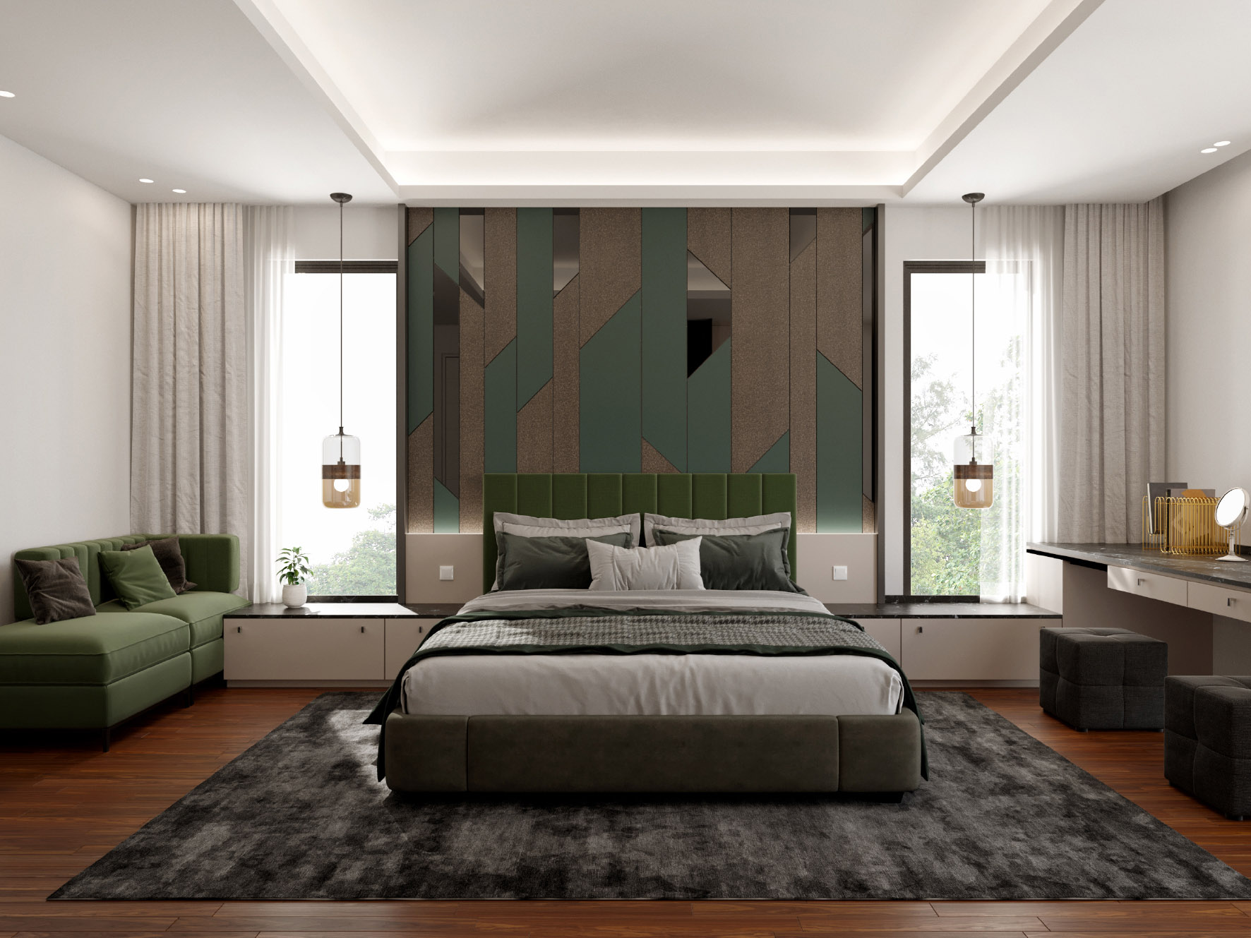 LV301 Bedroom 2