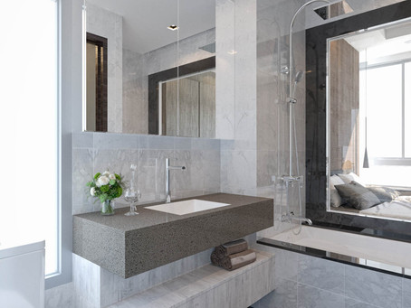KEEP YOUR BATHROOM CLEAN THE EASY WAY WITH THESE SIMPLE PLANNING TIPS