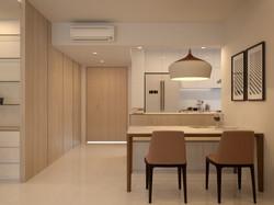 01 - Foyer & Dining