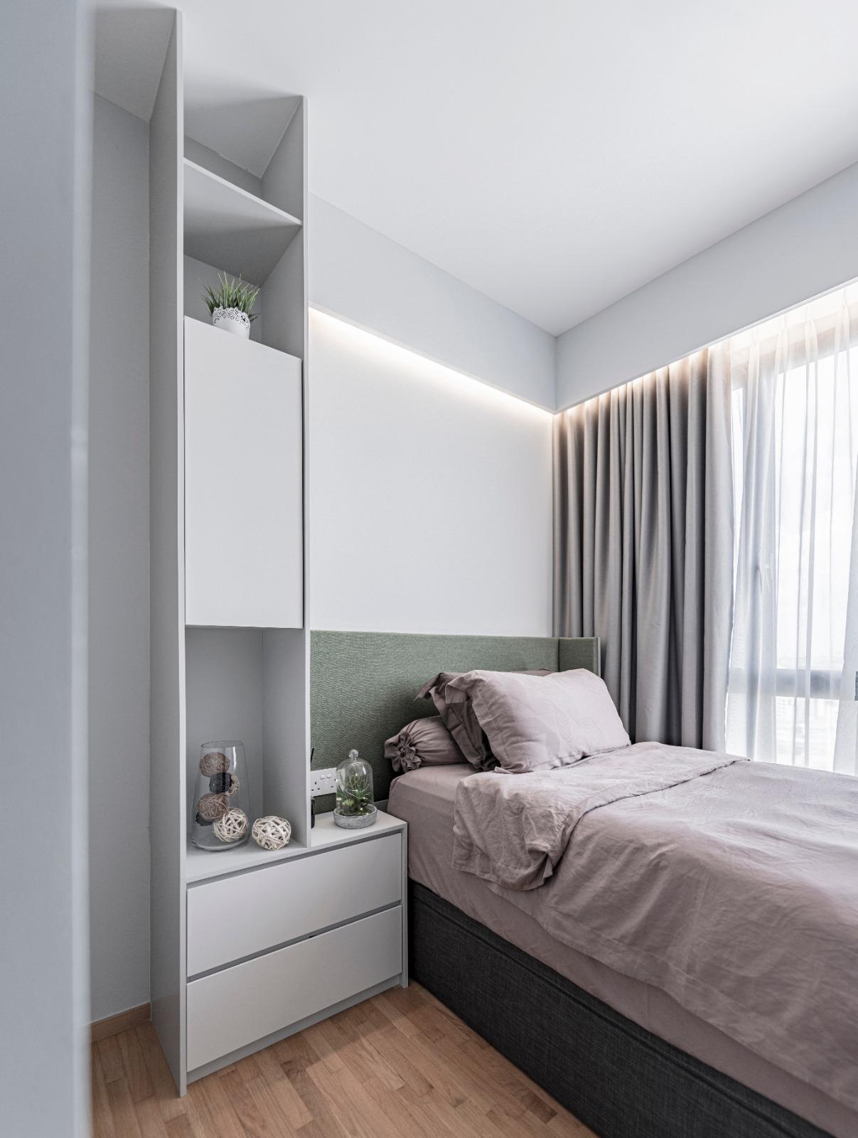 11 Bedroom Perspective