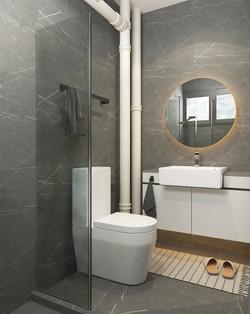 12 - Common Bathroom