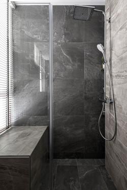 13 Common Bath + Shower