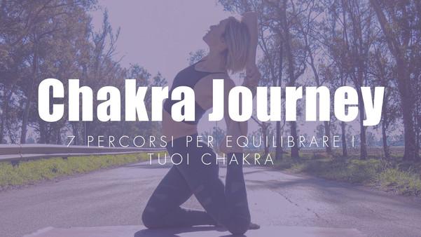 Chakra Journey