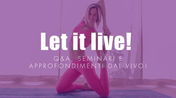 Let it Live