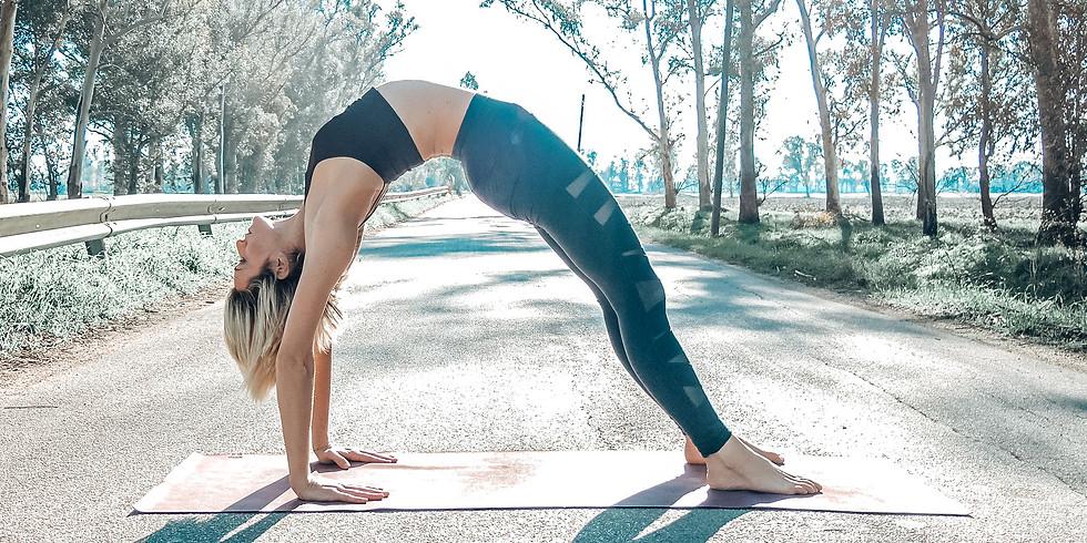 Masterclass Vinyasa Yoga: Free move, Free mind!