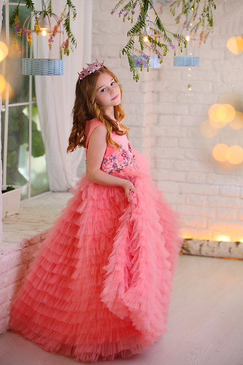Alisa's dress