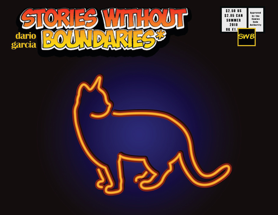 Short story about social alienation, racism, confidence, and cats, free and online for kids. Dario Garcia
