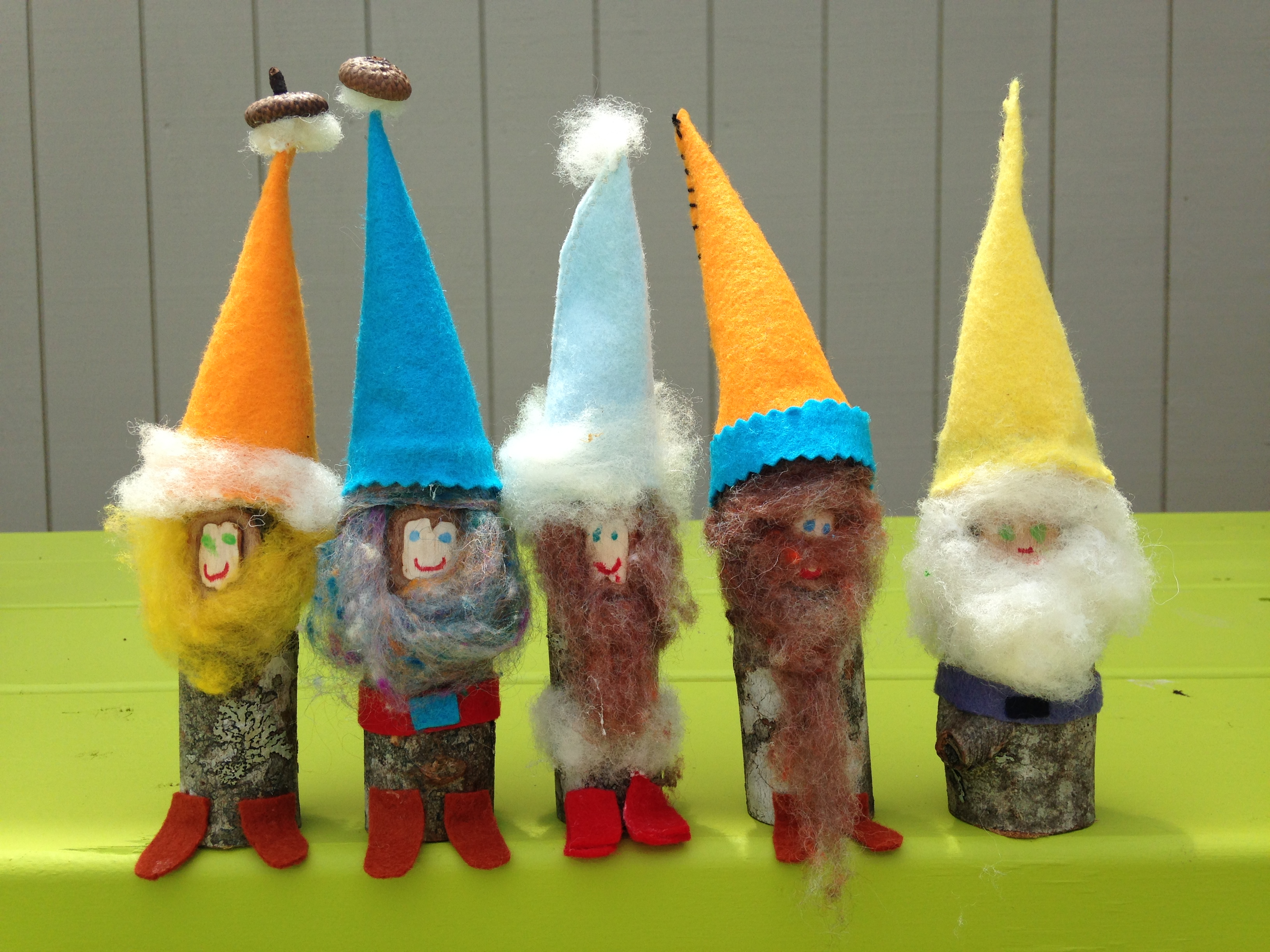 We love gnomes!