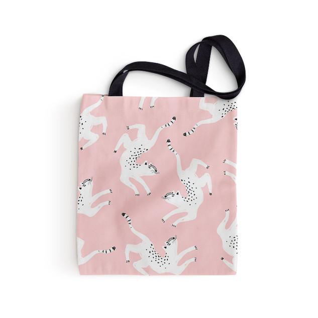 Animal Pattern Tote Bag