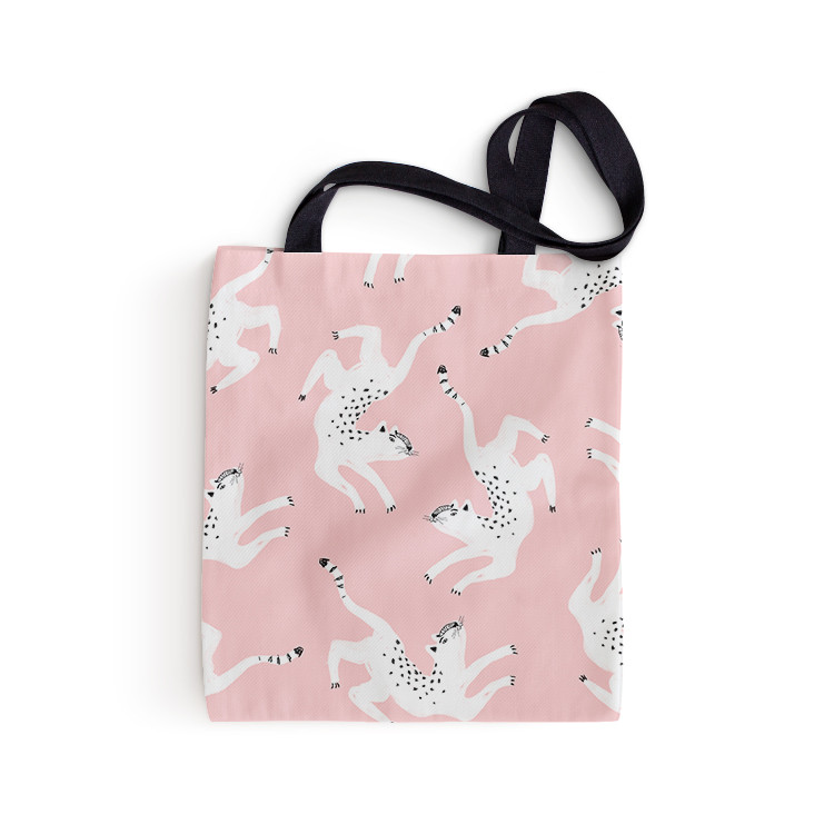 Lined Tote Bag