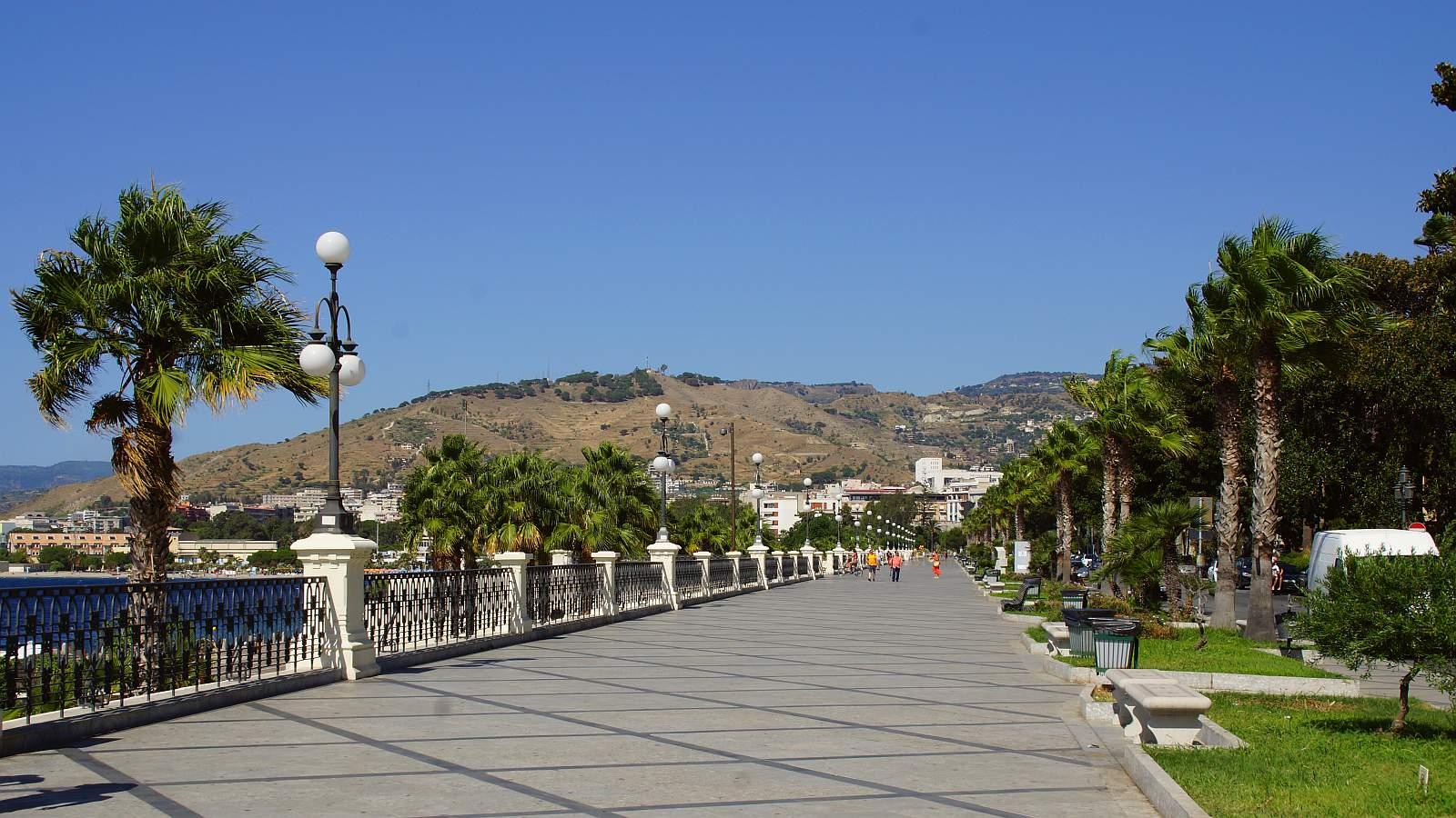 Lungomare - Reggio Calabria