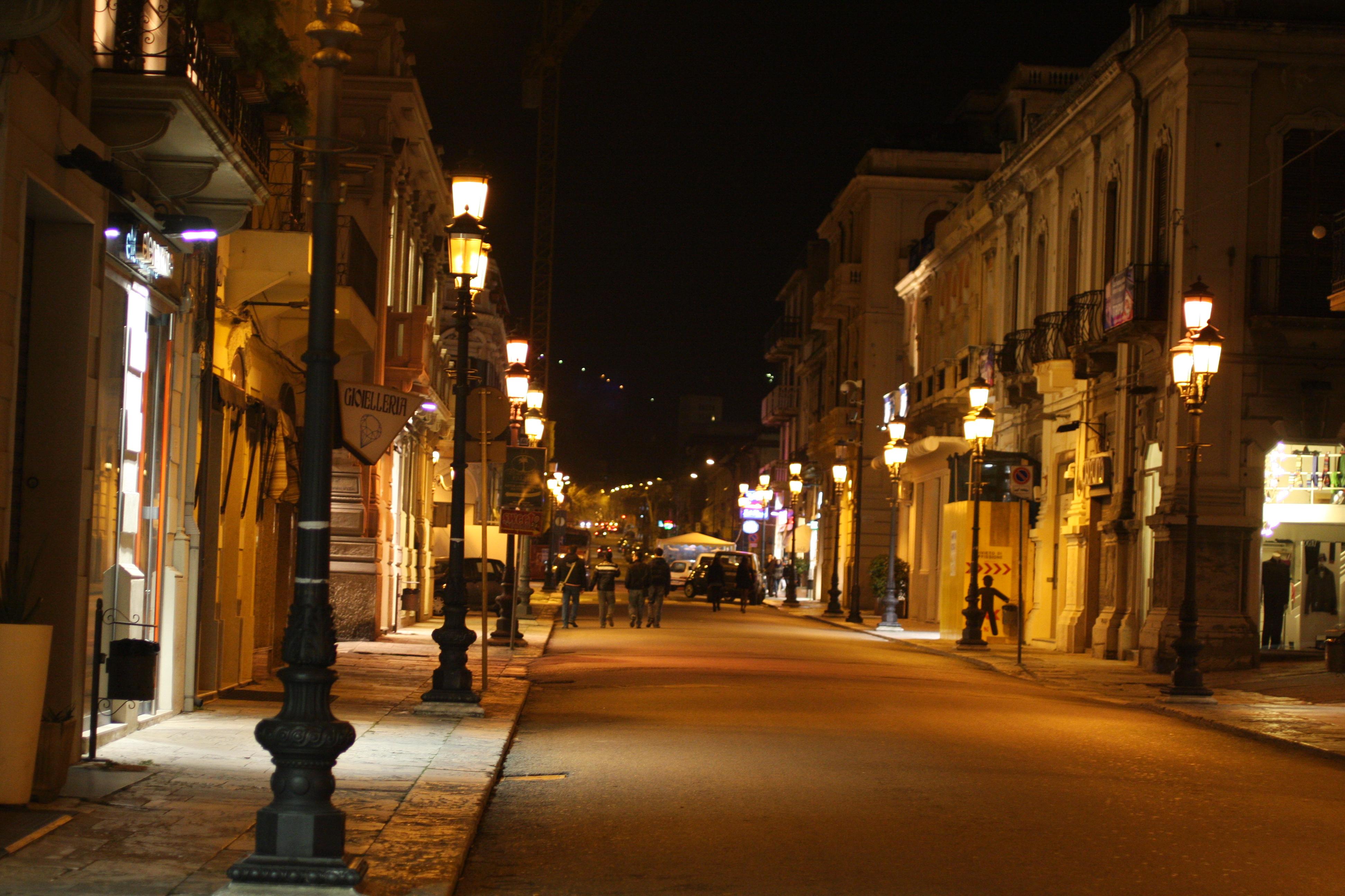 Corso Garibaldi - Reggio calabria