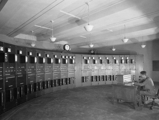 History of Control Rooms