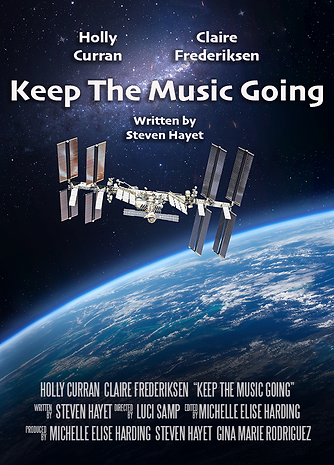 Keep the Music Going - Poster 2.png