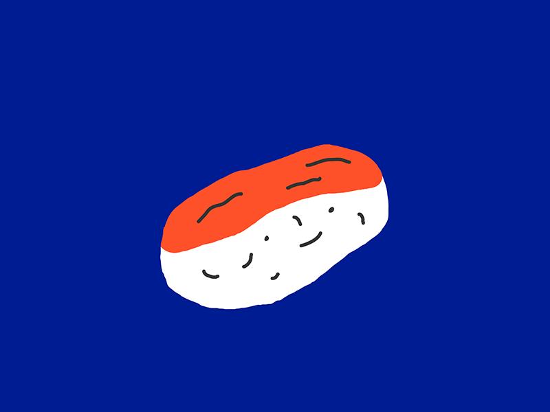 Nigiri for Ima Sushi