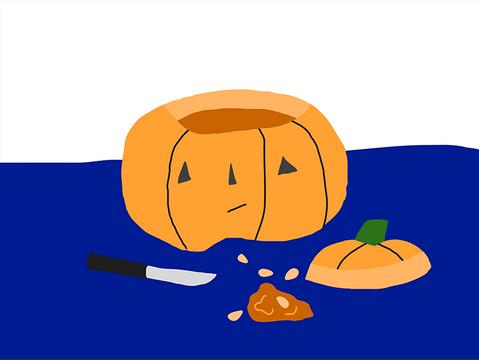 Pumpkin Friend