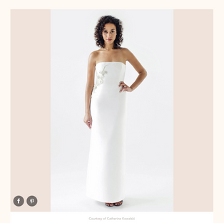 Brides: 79 Strapless Wedding Dresses For Every Bridal Style