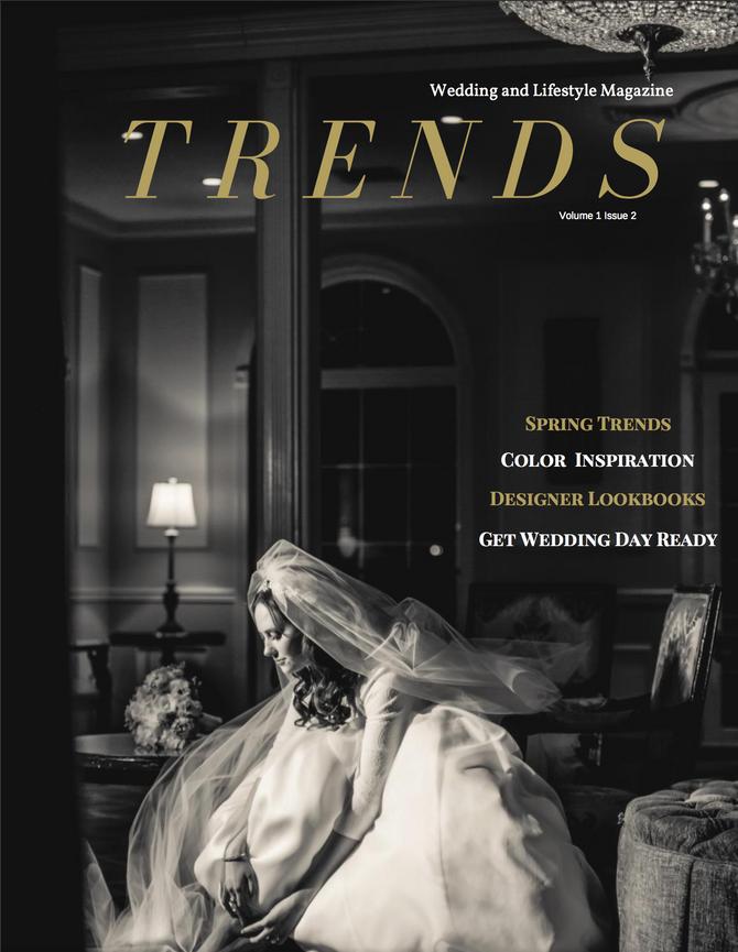 Trends Magazine - Catherine Kowalski Bridal Debut