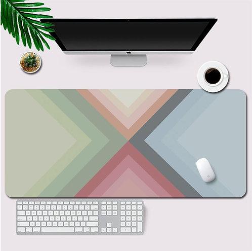 X-Section Desk Mat