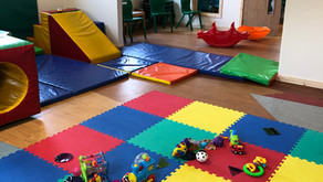 Changes to our playroom