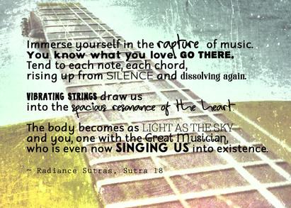 Rapture of Music