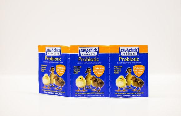 Sav-A-Chick Probiotic (3 Pack)