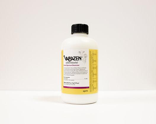 Valbazen (Albendazole Broad Spectrum Dewormer) 500mL