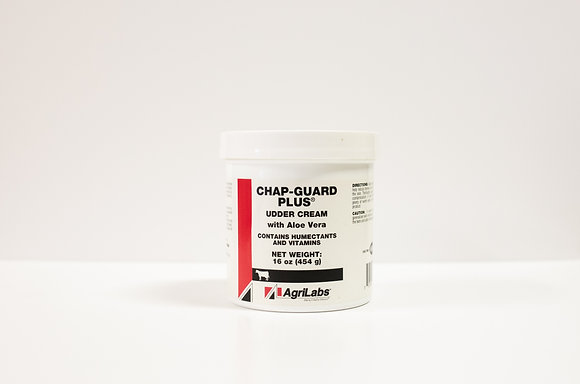 Chap Guard Plus, Udder Cream with Aloe Vera