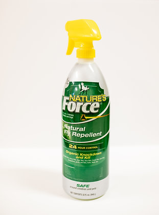 Nature's Force Natural Fly Repellent