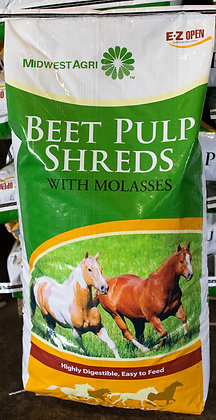 Beet Pulp Shred with Molasses