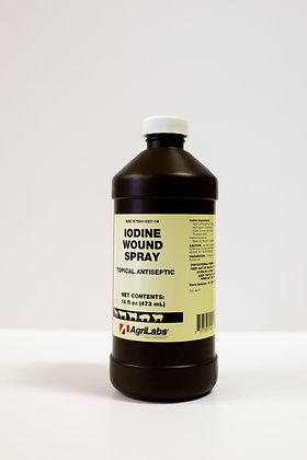 Iodine Wound Spray