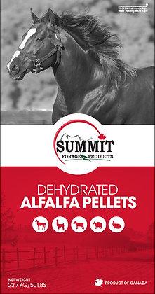 Summit, Dehydrated Alfalfa Pellets