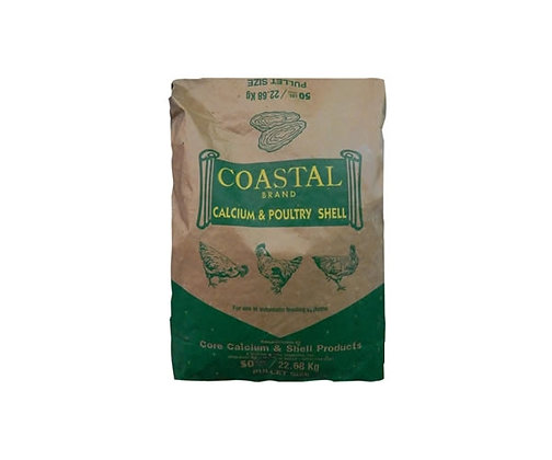 Coastal, Calcium and Poultry Oyster Shells