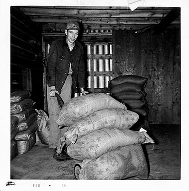 Deal-Rite Feed Mill Worker