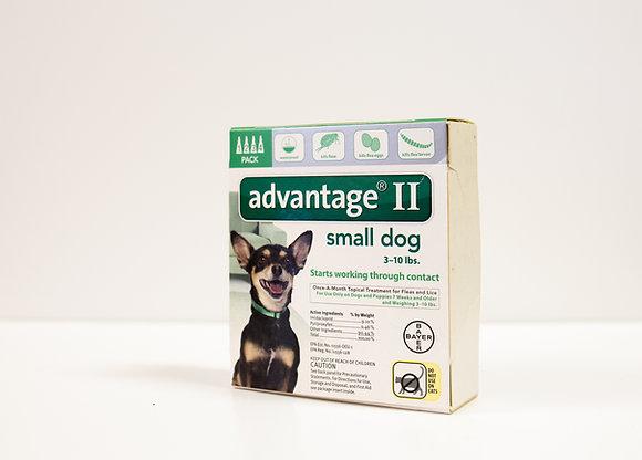 Advantage II, Small Dog