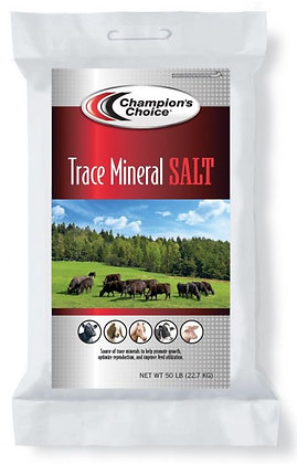 Champion's Choice, Trace Mineral Salt