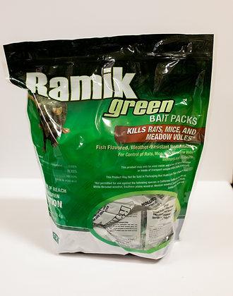 Ramik Green Bait Packs