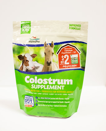 Manna Pro Colostrum Supplement