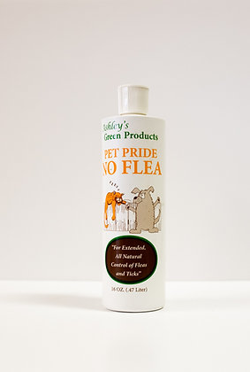 Pet Pride No Flea