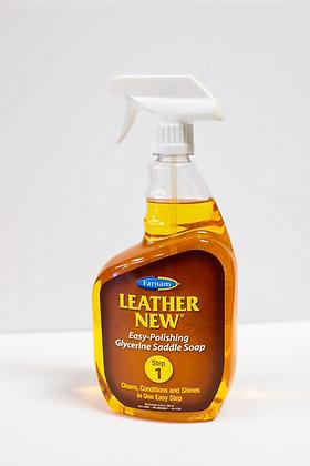 Leather New Liquid Saddle Soap