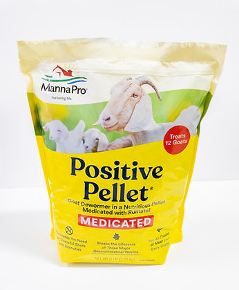 Manna Pro Positive Pellet