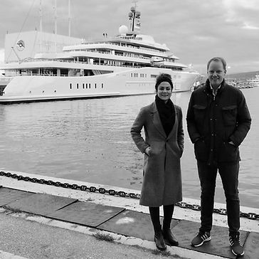 The Yacht Consultant, TYC, Superyacht Company, Yacht Company, Superyacht Project Managers, Yacht Project Managers, Superyacht Project Management, Yacht Project Management, Joris Loeff, Elham Adli Moghaddam, Amsterdam, Barcelona