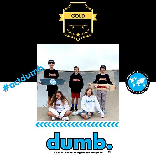 dumb.skateteam - Annual Gold Membership