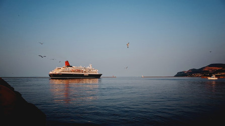 The QE2: A New Incarnation as a Floating Hotel