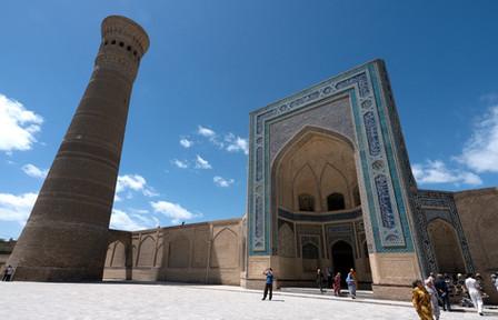 Visa-free travel….to Uzbekistan