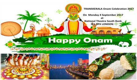Kerala Onam Celebration London