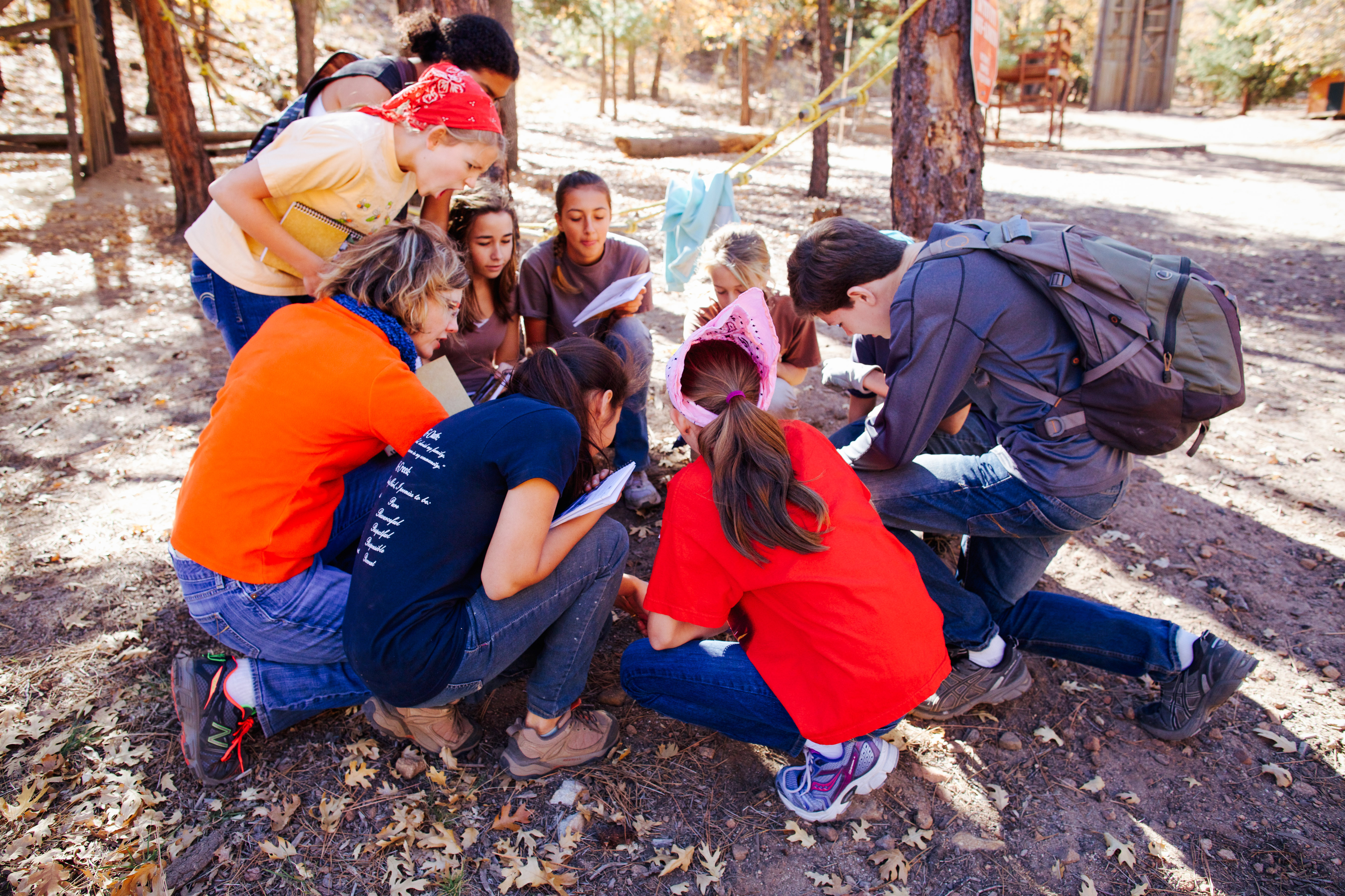 california science camp for kids