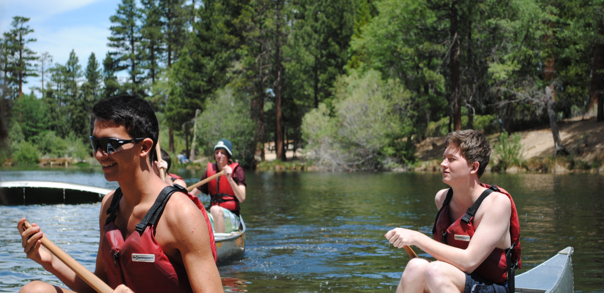 lake training camp
