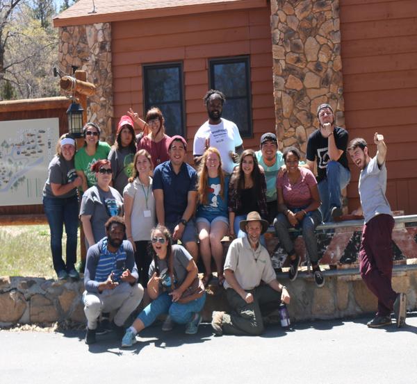 outdoor educators